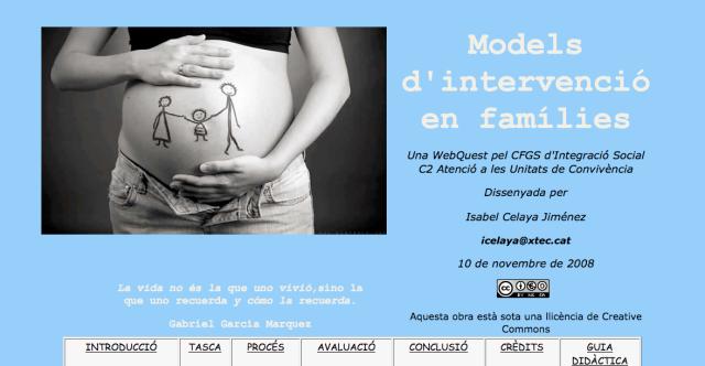 Intervenció amb famílies